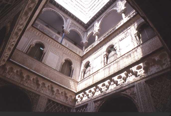 Il palazzo reale dell'alcàzar